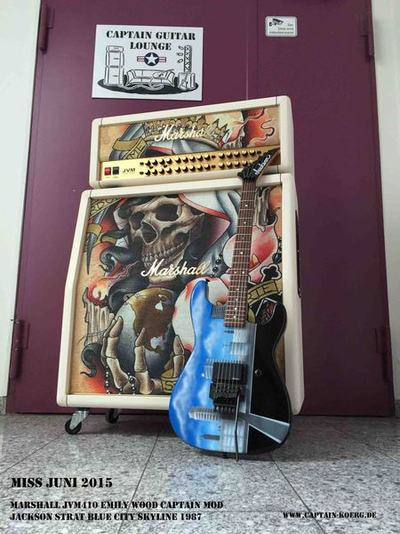 Captain Amps - Captain Guitars - Captain Guitar Parts Shop - Captain ...