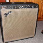 Fender Blackface Amps